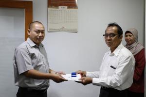 Ulang Tahun Dapen Jaya ke-26 & Penghargaan Masa Kerja Pegawai